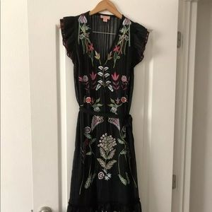 Anthropologie Not So Serious Dress Size 2